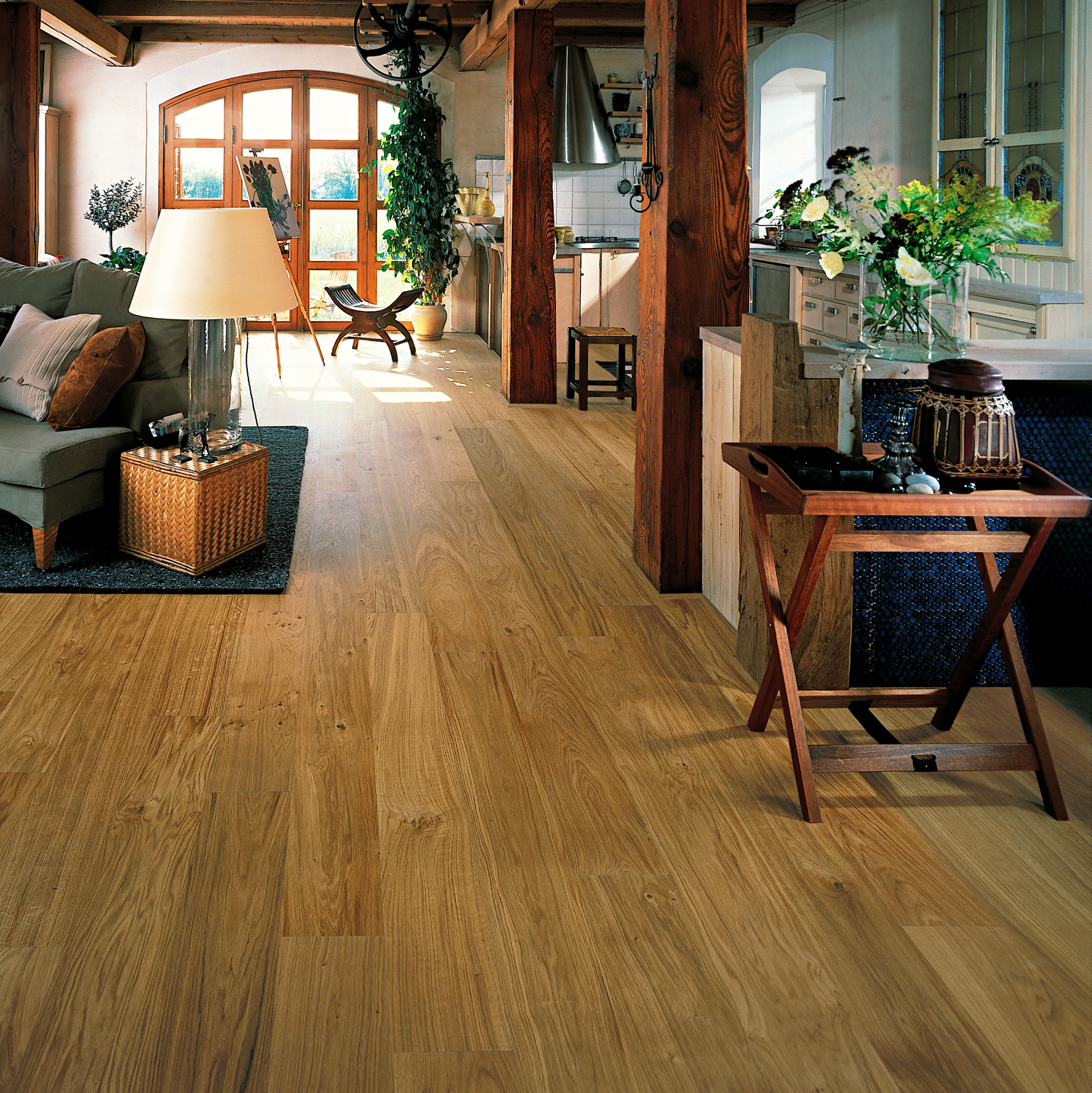Stunning oak hardwood flooring oak solid hardwood wood for Floor 78 100 floors