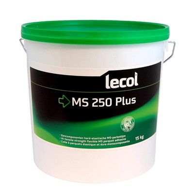 Lecol Adhesive for Solid/Engineered Floors (MS 250 Plus - 15kg)