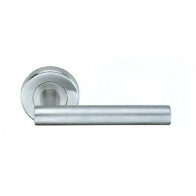 Sorrento Collection Shuttle Satin Chrome Lever