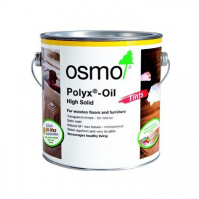 Osmo Polyx Oil 2500ml (Clear Satin)