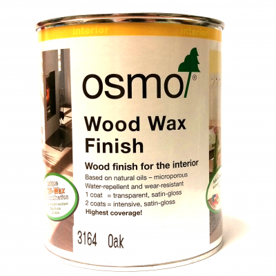 Osmo Oak Wood Wax 750ml (Oak)