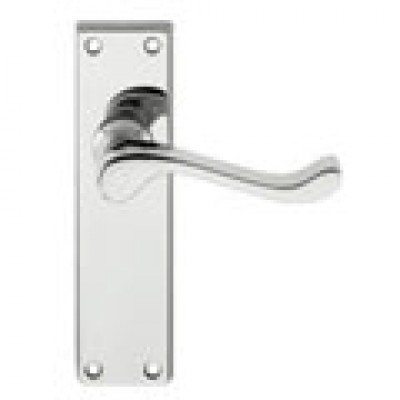 The Bedford Lever Latch Furniture Long Plate