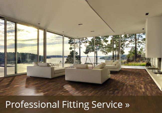 Professional Fitting Service